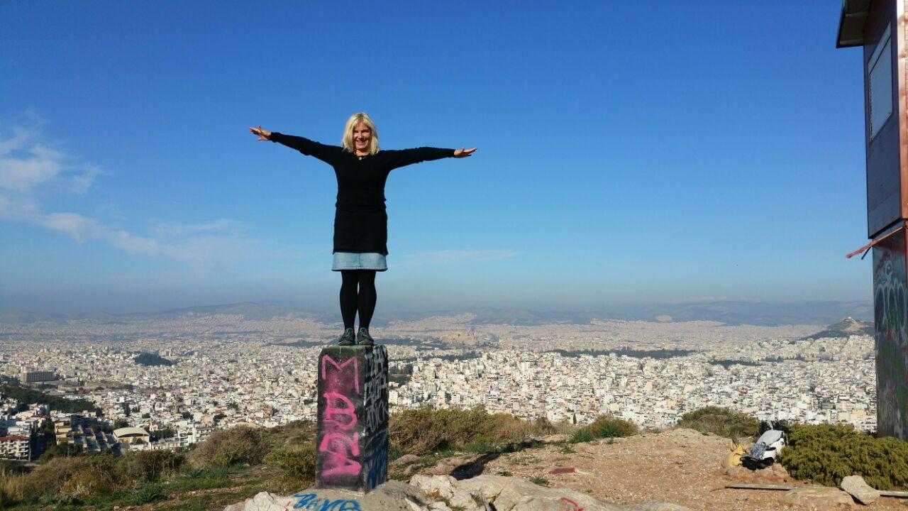 Spontan im November für 4 Tage in Athen