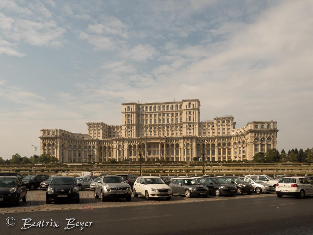 Auf Tour in Bukarest