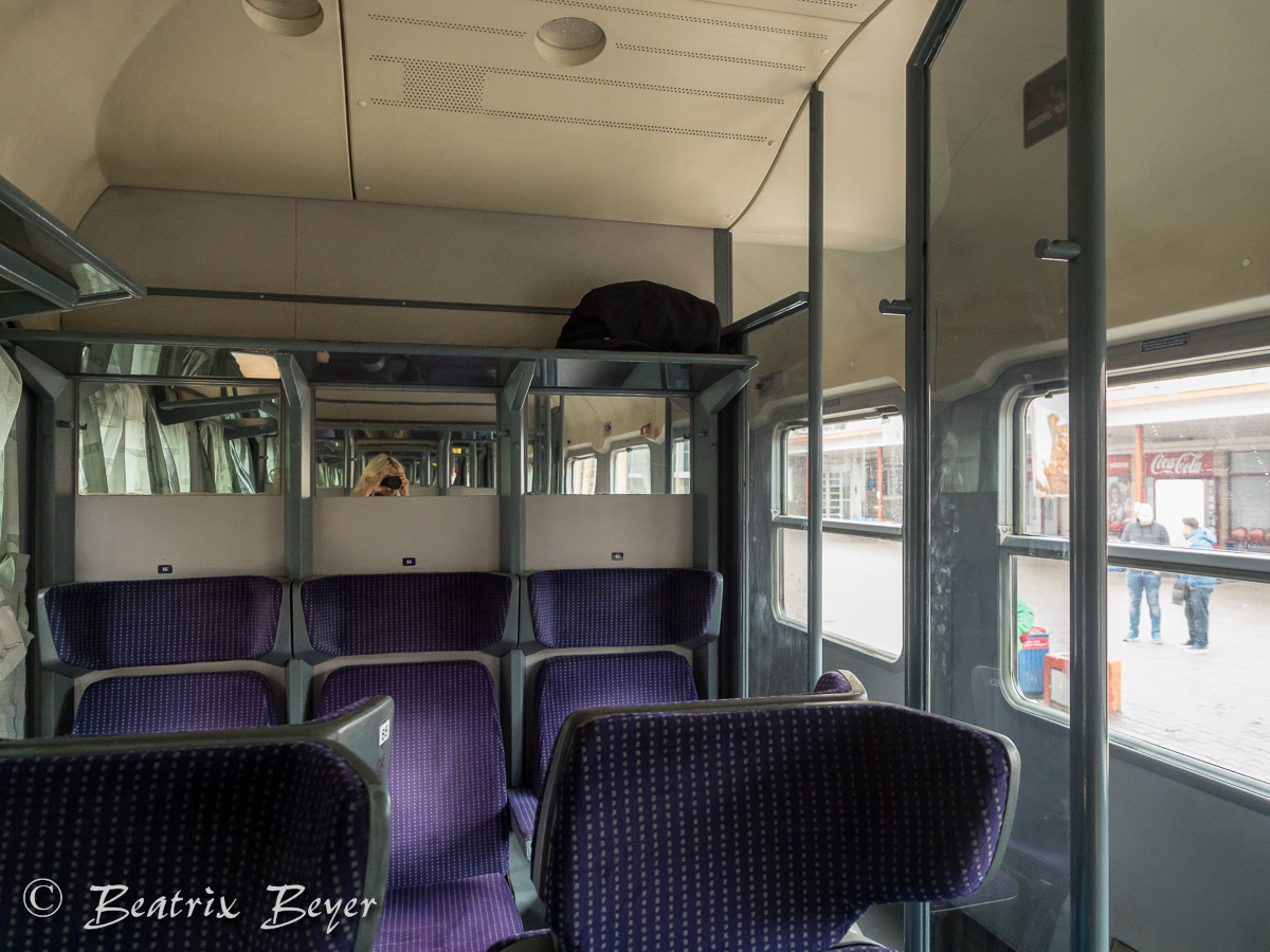 Mit dem Zug nach Transsylvanien