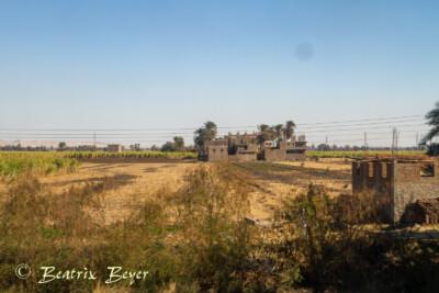 unterwegs nach Luxor