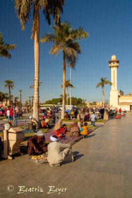 Freitag in Luxor