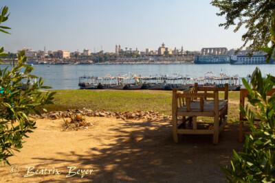 Frühstück am Nil