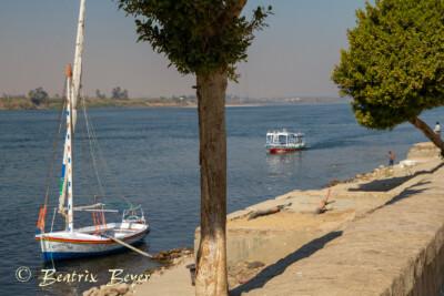 Nilpromenade Luxor