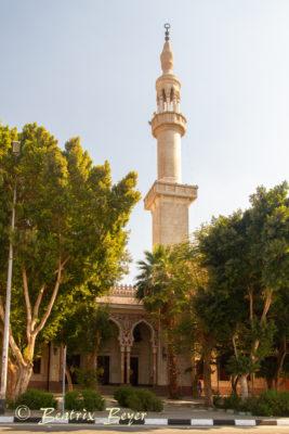 an der Nilpromenade