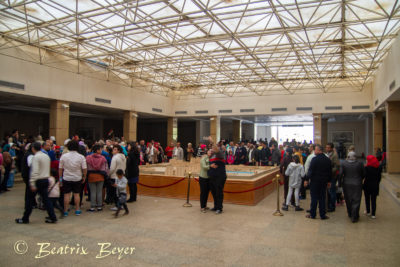 Eingang zum Karnaktempel