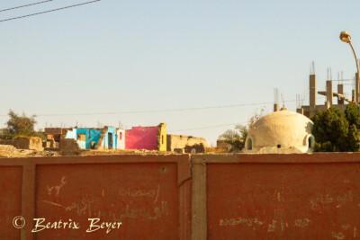 in Luxor gesehen