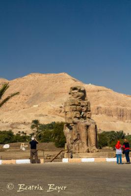 Luxor - die Kolosse