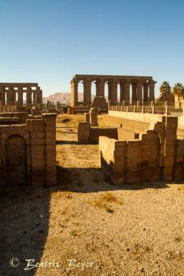 der Luxor Tempel