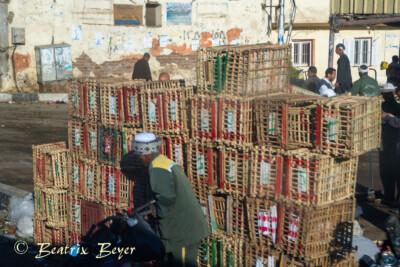 Luxor - nochmal Basar
