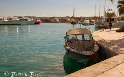 Hurghada – in der Marina