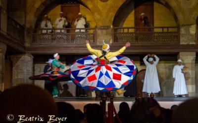 Kultur – die tanzenden Derwische