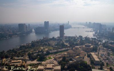 Der letzte Donnerstag in Kairo – der Kairo-Tower