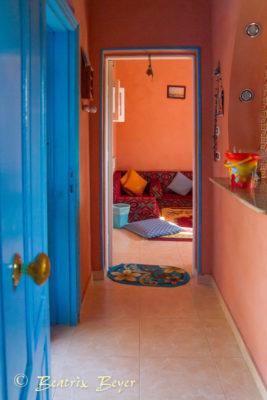 ein liebevoll eingerichtetes Haus in der Oase Fayyum