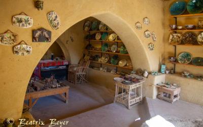 Freitag nach Fayyum- eine Oasenstadt in der Wüste