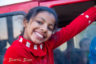 entdeckt im Dorf Tunis