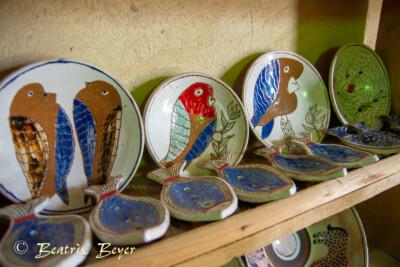 es gibt so viele schöne Keramik hier